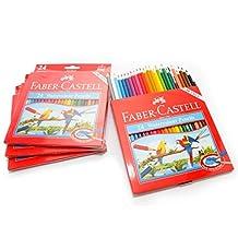 Faber-Castel 24 watercolour pencils