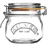 Kilner Round Clip Top Jar 0.5Ml
