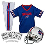 Franklin Sports NFL Buffalo Bills Deluxe Youth Uniform Set, Medium