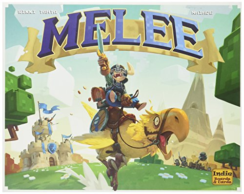 Melee Board Game