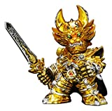Art Storm (ART STORM) Future Models Garo [GARO] Deformation Makai Collection Series Golden Knight Garo plated ver. Height approx 90mm PVC-painted PVC Figure