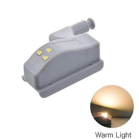 tianranrt universal perchero Sensor de luz LED brazo Ario ...