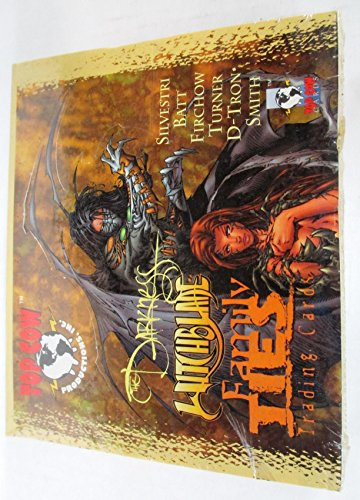 Darkness Witchblade Family Ties Trading Cards Box Set by Top Cow by Darkness/Witchblade