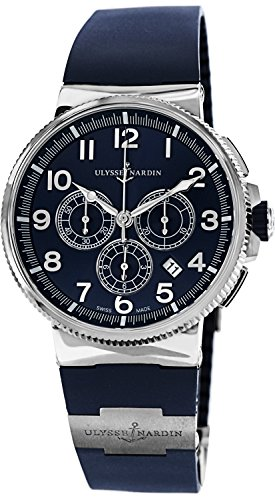 Ulysse Nardin Marine Chronograph Manufacture Mens Watch for sale  Delivered anywhere in Canada