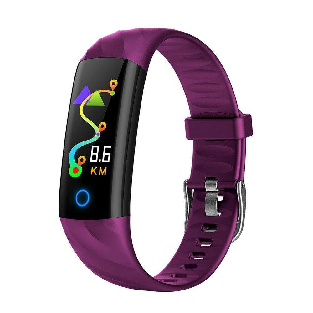 Ayans Fitness Tracker Watch, Color screen activity tracker with Heart Rate Monitor, Waterproof Smart Wristband with Calorie Counter, Pedometer, Sleep Blood Pressure Monitor for Men Women