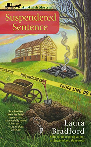 Suspendered Sentence (An Amish Mystery Book 4) by [Bradford, Laura]