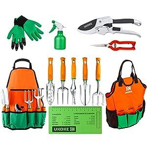 14. UKOKE12-Piece Garden Tool Set