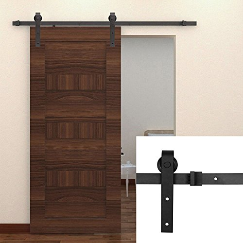8 foot barn door hardware - 7