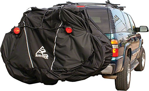 Skinz Protective Gear Rear Transport Cover with Light Kit (1-2 Bikes) by Skinz Protective Gear