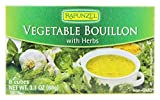 Rapunzel, Pure Organics Vegetable Bouillon with Sea Salt/Herbs, 3.10 oz