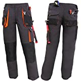 Arbeitshose Bundhose Berufsbekleidung Arbeitskleidung Größe 52 NEU