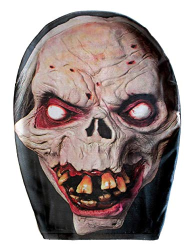 Scary Zombie Mask Costume for Men Halloween