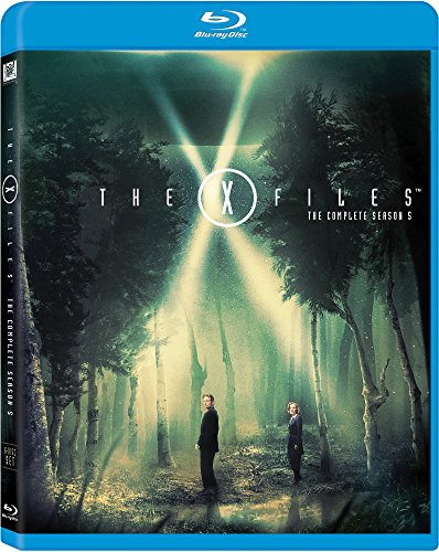 x-files-the-complete-season-5-blu-ray