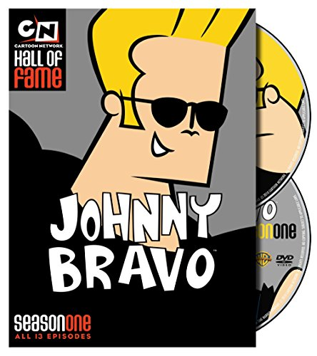 Cartoon Network Johnny Bravo - Johnny Bravo: Season 1 (Cartoon Network Hall of Fame)