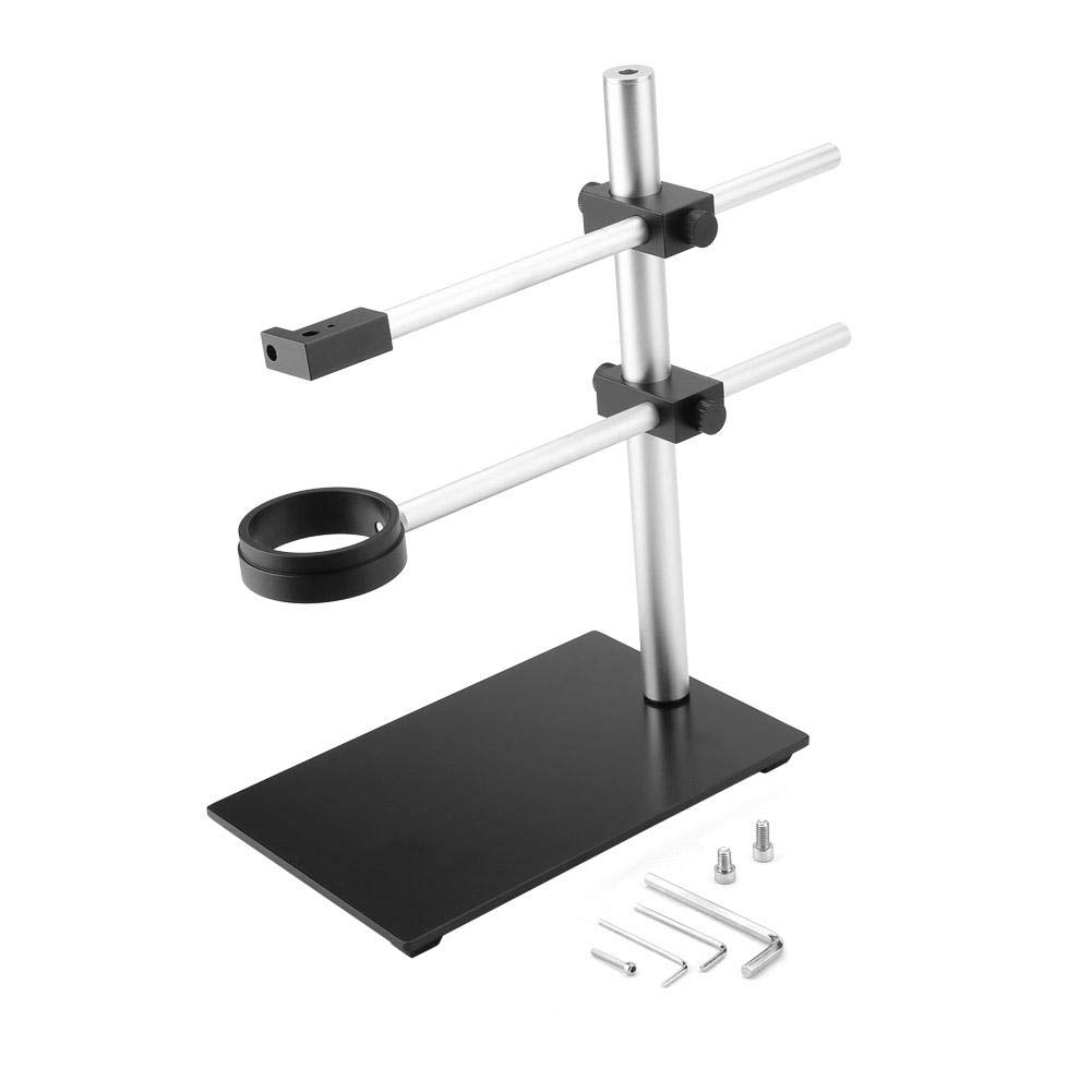 Industrial Camera Bracket,Up Down Support Table Stand,Digital Microscope Stand,Vertical Rod,Lamp Source Bracket,for Industrial Camera with 3mm Or 6mm Mounting Holes by Jectse