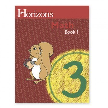 Horizons Math: 1 (Horizons Math Grade 3) by Sareta A. Cummins (1998-04-30)