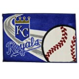 "MLB Kansas City Royals Tufted Rug, 20"" x 30"""