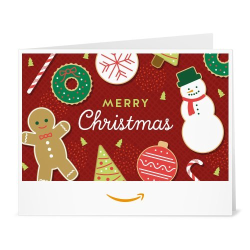 Amazon Gift Card - Print - Christmas Sweets