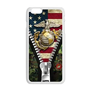 US USMC Marine Corps Cell Phone Case for Iphone 6 Plus