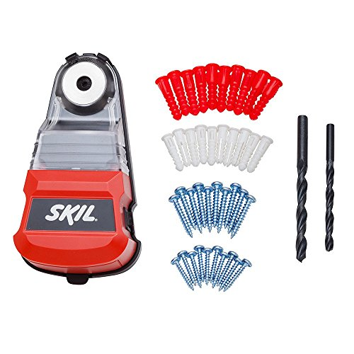 For Sale! SKIL SDC01 Cordless Dust Collector with 42-Piece Wall Anchor Kit