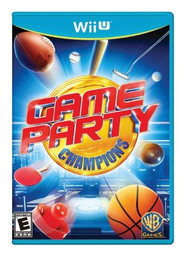 Game Party Champions - Nintendo Wii U (Champions Wii Nintendo)