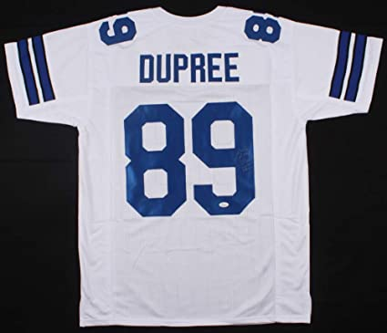 huge discount 5daf5 11467 Billy Joe DuPree #89 Signed Dallas Cowboys Jersey with (4 ...
