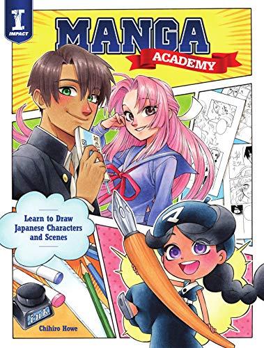 Manga Academy: Learn to Draw Japanese Characters