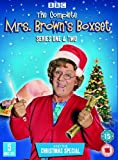 Mrs Brown's Boys - Series 1-2 Complete / Christmas Special [DVD]