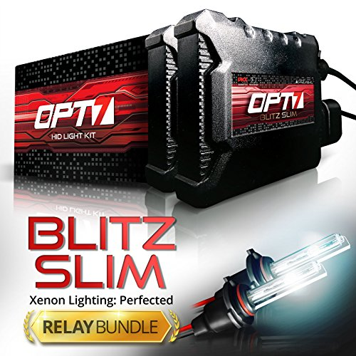 OPT7 Blitz Slim HID Kit 5000k