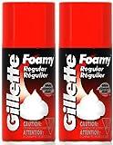 Gillette Foamy Shave Foam Regular, 11 oz by Gillette