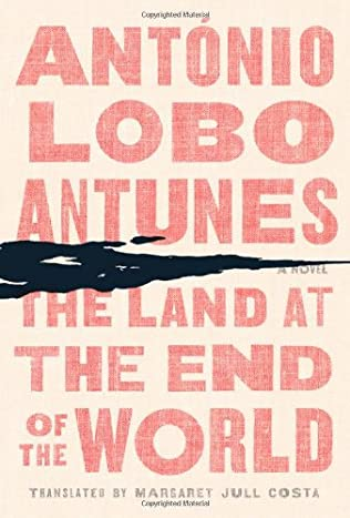 book cover of The Land at the End of the World