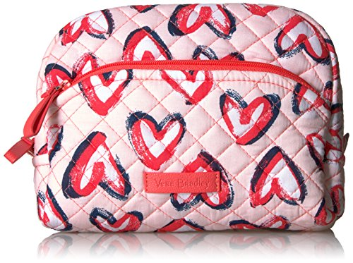 Vera Bradley Iconic Medium Cosmetic-Signature