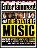Entertainment Weekly Magazine Issue 210 / 211 February Feb 18 & 25 1994 - The State of Music 1994