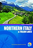Driving Guides Northern Italy, 4th, Thomas Cook Publishing, 1848483791