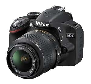 Nikon D3200 24.2 MP CMOS Digital SLR with 18-55mm f/3.5-5.6 AF-S DX VR NIKKOR Zoom Lens (Import)
