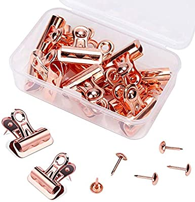 Pinning Paper Without Holes Push Pins Clips 15 Pack Creative Paper Clips with Tack for Cork Board and Photo Wall