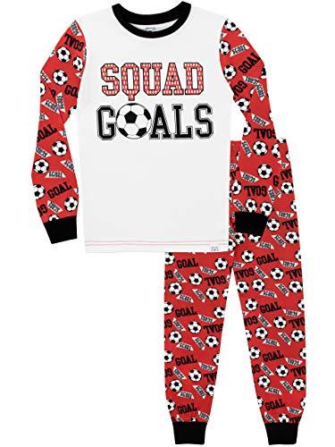 Harry Bear Boys Soccer Pajamas
