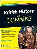 British History for Dummies, Seán Lang, 0470994681