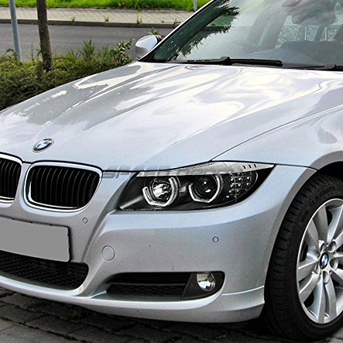 Bmw Xi 328: For BMW E90 3-Series Pair Of 3D Crystal Halo Projector