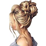 Scrunchy Scrunchie Updo Hairpiece Messy Hair Bun Extensions Chignons Hair Piece