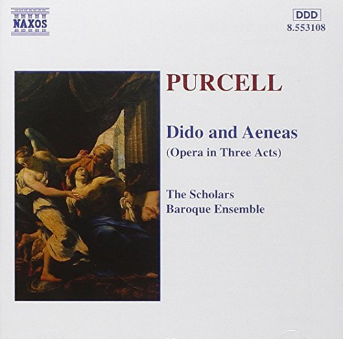 (Purcell - Dido and Aeneas / The Scholars Baroque Ensemble (1997-08-05))