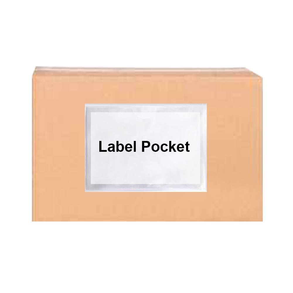 Confezione da 100 buste autoadesive per etichette e biglietti da visita 3.94 x 2.36