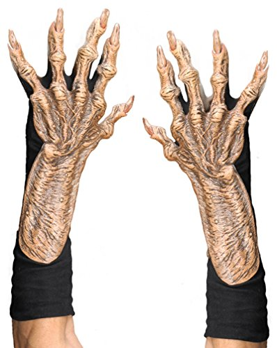Zagone Studios G1001 Adult Monster Hands, Brown/Beige, One Size]()