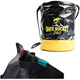 DBI/SALA Python, 1500140, Vinyl Spill Control Safe Bucket W/6 D-Ring Connection Points Inside Of Bucket, W/Hook&Loop Closure System, 250Lb Load Rating by Capital Safety