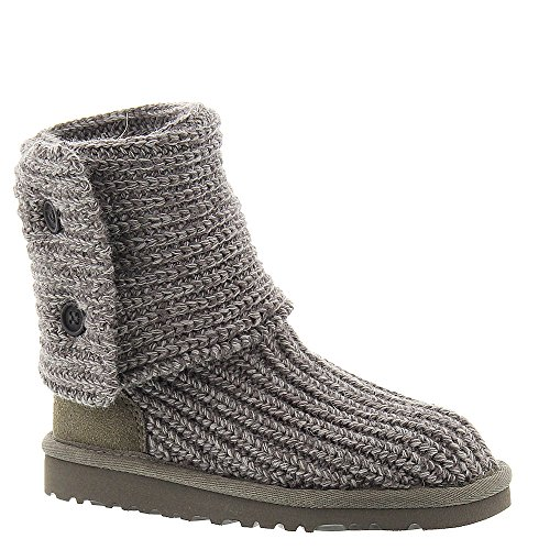 UGG Kids Cardy Boot Toddler/Pre/Grade School (Grey 13.0 M) by UGG