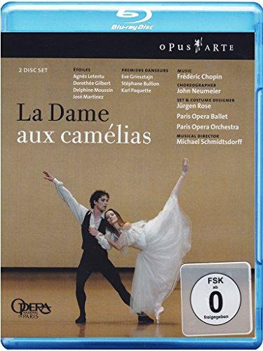 Delphine Moussin - La Dame Aux Camelias (Subtitled, 2PC)