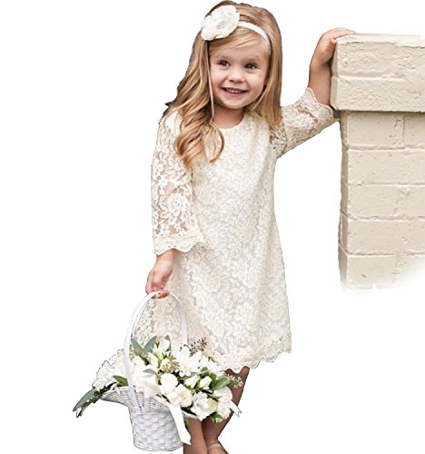 flower girl dresses 14 16 - 7