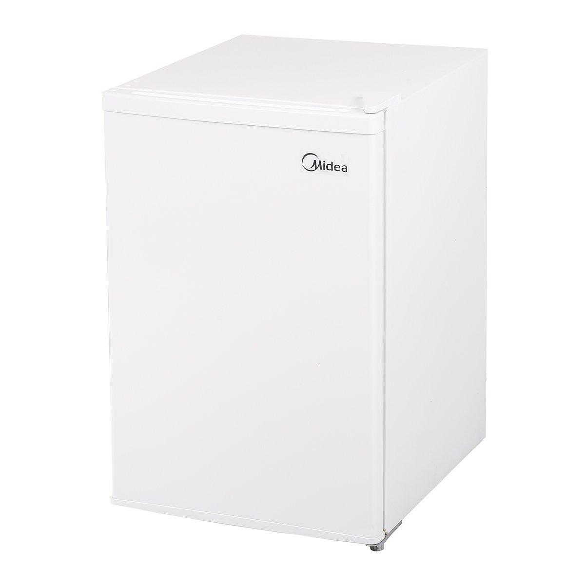 Midea stainless steel compact single reversible door upright freezers - Amazon Com Midea Whs 52fw1 Compact Single Reversible Door Upright Freezer 1 1 Cubic Feet White Appliances