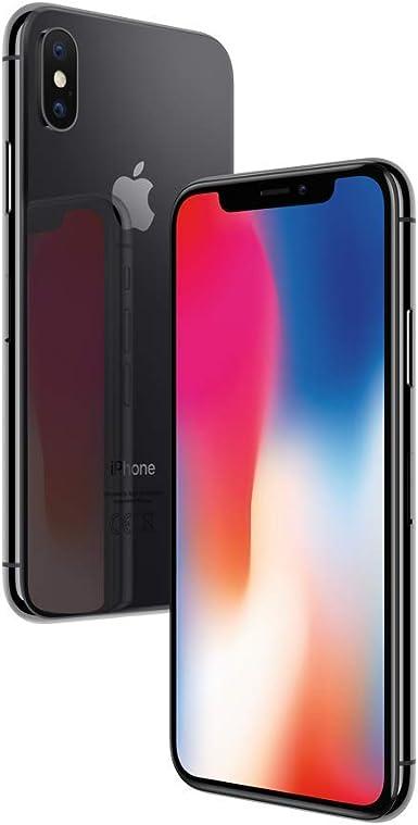 Apple iPhone X 256GB - Gris Espacial - Desbloqueado ...