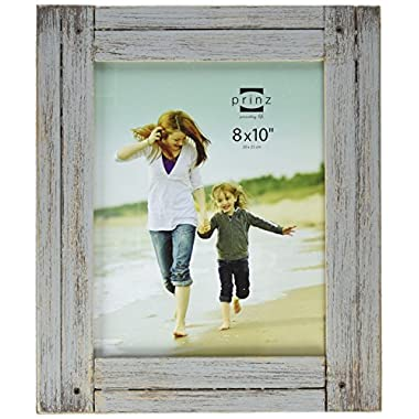 Prinz Homestead Wood Frame, 4 by 6-Inch, Distressed Gray